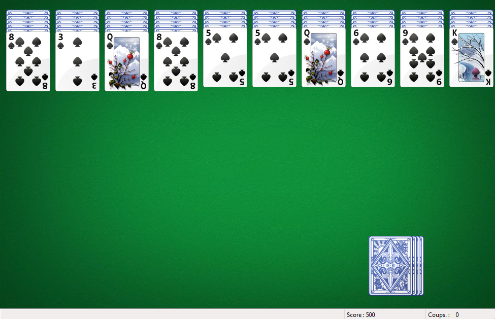 Spider Solitaire Free pour Windows 10
